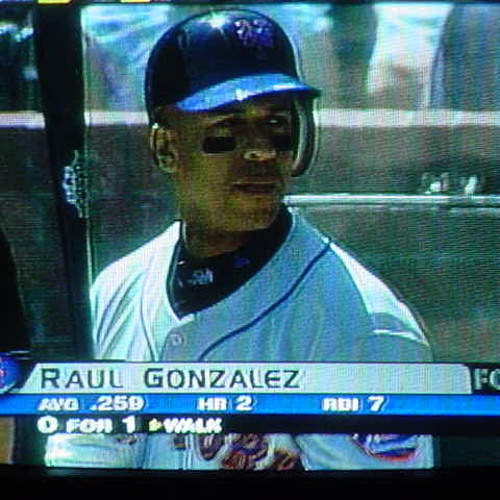 3/18/2014 Raul Gonzalez Interview (Passed Ball Show)