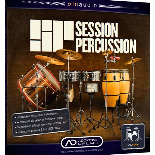 Addictive Drums – Session Percussion DEMO
