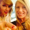 Hollywood 360 - Maura with Taylor Swift
