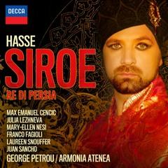 CD 2 - Mi basta di morir noto a me stesso - Max Emanuel Cencic - Siroe