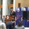 Tuesday E.U.-U.S. eHealth Keynote: The Ebola Crisis, Dr. Michael Wong, Sarepta Therapeutics