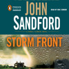 Storm Front by John Sandford, read by Eric Conger