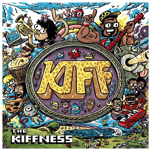 The Kiffness - Rainbows & Butterflies