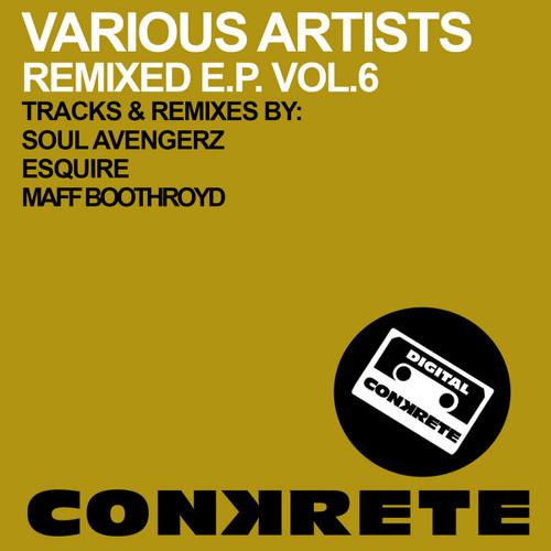 "OUT NOW - Elliotte williams N'dure [Take Me Away] - ""Maff Boothroyd Remix"" (Conkrete Digital)"
