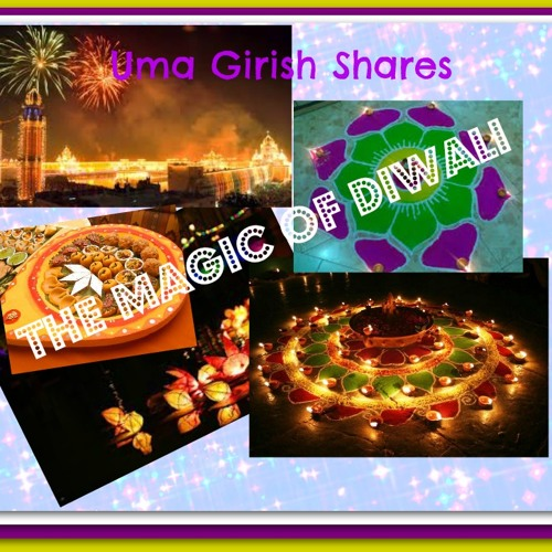 Uma Girish - Hay House Author - Shares Her Thoughts and Memories on Diwali