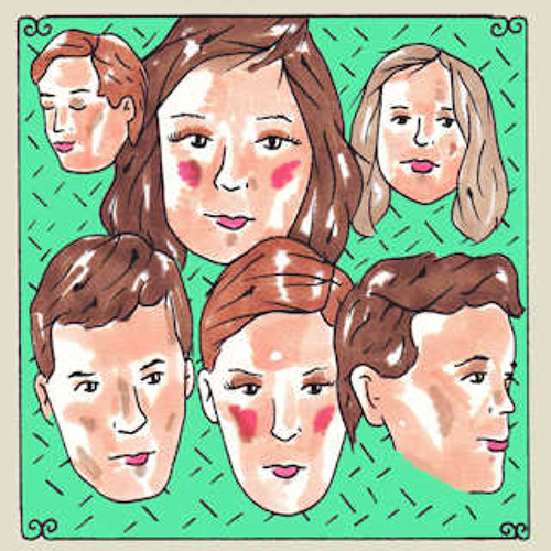 The Body, It Bends (ペルセポネが帰ってきた!) - Daytrotter sessio