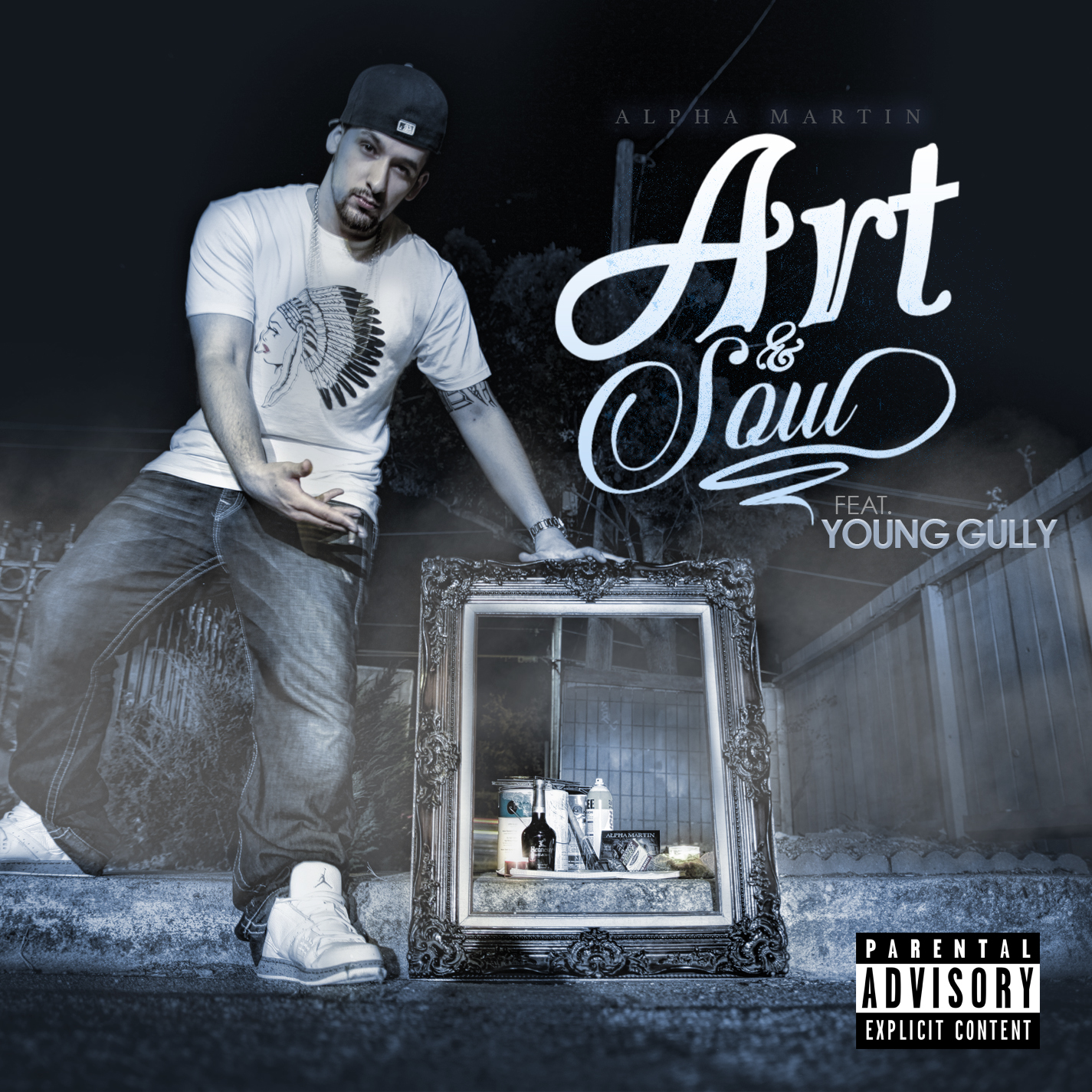 Alpha Martin ft. Young Gully - Art & Soul [Thizzler.com]