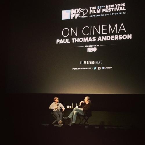 On Cinema: Paul Thomas Anderson