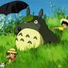 Totoro Path Of The Wind Music Box Version (360p)