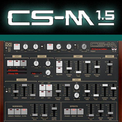 CS-M 1.5