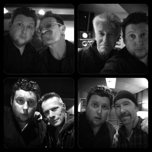 FULL @U2 interview by @JimJimNugent on FM104