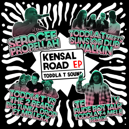 The Toddla T Sound - Kensal Road EP