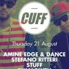2014.08.21 - STUFF @ CUFF - Sankeys, Ibiza, SP