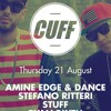 2014.08.21 - Stefano Ritteri @ CUFF - Sankeys, Ibiza, SP