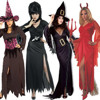 The MOST popular Halloween costumes for women