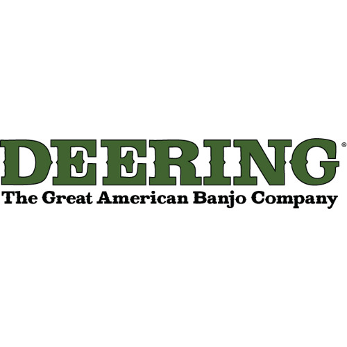 Deering Sierra (Mahogany) 5-String Banjo - Jens Kruger by