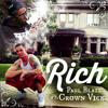 Rich - Kirko Bangz Remix Paul Blaze ft. Crown Vick Free Mp3 Download