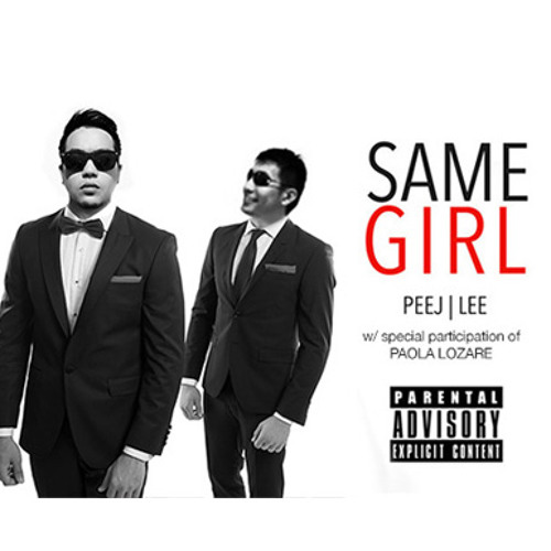 Same Girl (Usher & R. Kelly) - Cover by Pareng Peej & Lee ft. PaolaSexy!