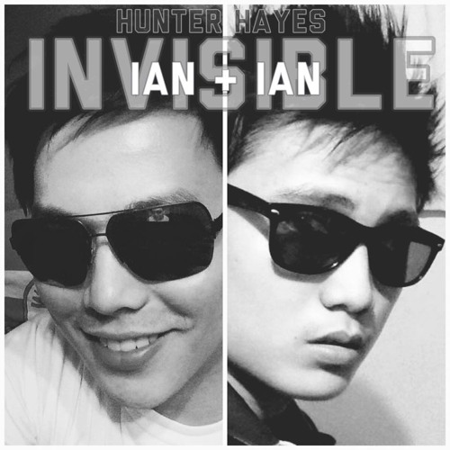 INVISIBLE (a Hunter Hayes original, cover by Ian Villaroman and Ian Evangelista)