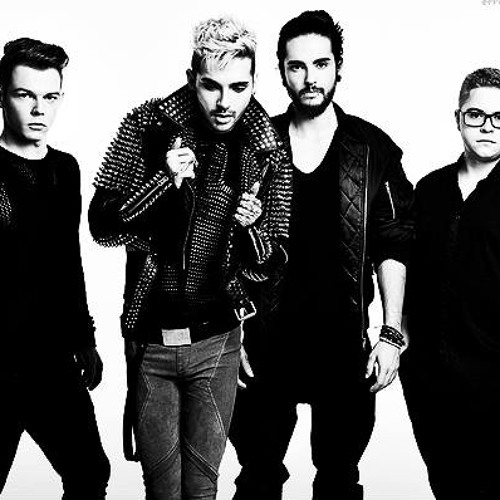 Bill & Tom - Tokio Hotel Interview @ KROQ 28.10.14