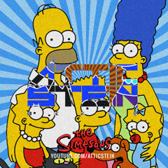 THE SIMPSONS THEME SONG REMIX! [PROD. BY ATTIC STEIN]