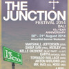 2014-08-30 - Shiba San @ Junction Festival, Bali, Indonesia.