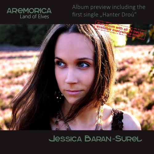 "Jessica Baran-Surel ""Aremorica - Land of Elves"" Promo CD"
