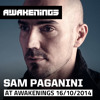 Sam Paganini at Awakenings ADE 16-10-2014