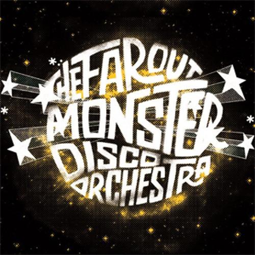 Far Out Monster Disco Orch - A Disco Supreme - Al Kent remix