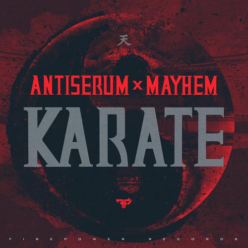 Antiserum & Mayhem - Flame