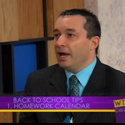 Barron Whited Provides Homework Tips For Parents