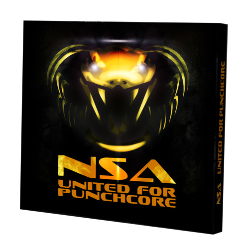 NSA - Mind Of Terror ( Preview Compilation FURIOUS BASS 2014 )