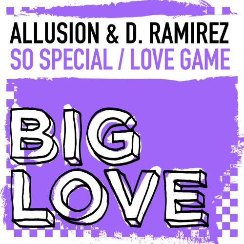 D.Ramirez & Allusion - So Special (Edit 192MP3)