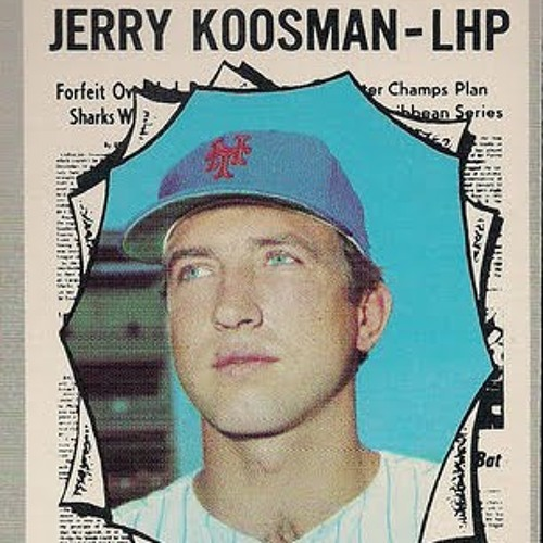 7/24/2014 Jerry Koosman Interview 2 (Passed Ball Show)