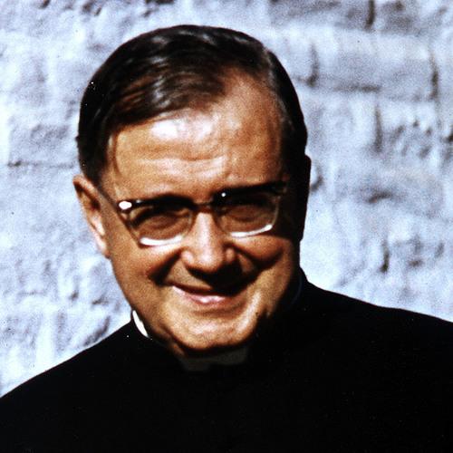 Audios del fundador del Opus Dei