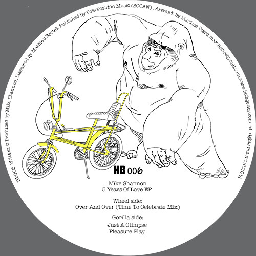 [HB006] A. Mike Shannon - Over And Over (Time To Celebrate Mix)
