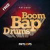 Boom Bap Drums Kit Samples (Free DL @ free.fatloops.com)