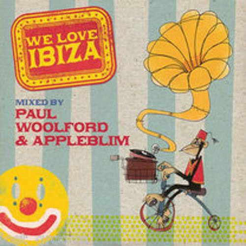 COVER MIX: Paul Woolford & Appleblim - We Love Ibiza
