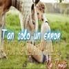 Tan solo un error - Jay C Zavala (Rap Romantico♥)