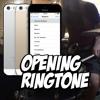 iPhone Opening Drum Ringtone