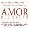 Amor del Bueno - Reyli Barba Ft. Miguel Bosé.mp3 Portada del disco