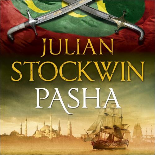Interview - Julian Stockwin on PASHA, Thomas Kydd book 15