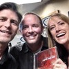 Chris Tomlin Live In Studio with Kevin and Taylor