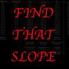Find That Slope