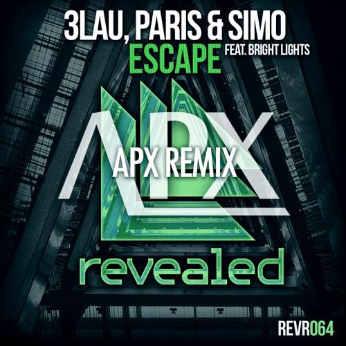 3LAU, Paris & Simo feat. Bright Lights - Escape (APX Remix)