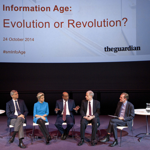 Information Age: Evolution Or Revolution?