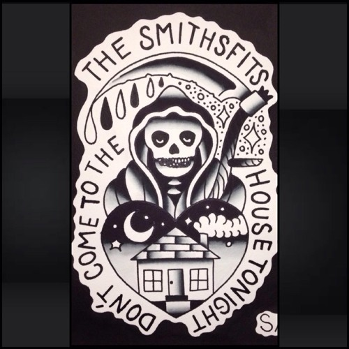 The Smithsfits - I Want The Skulls I Can't Have
