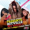 HITVILLE MIX Vol.2 (DA 256 INDEPENDENCE DAY) BY MAD HOUSE SOUNDS ( SELEKTA VIN)