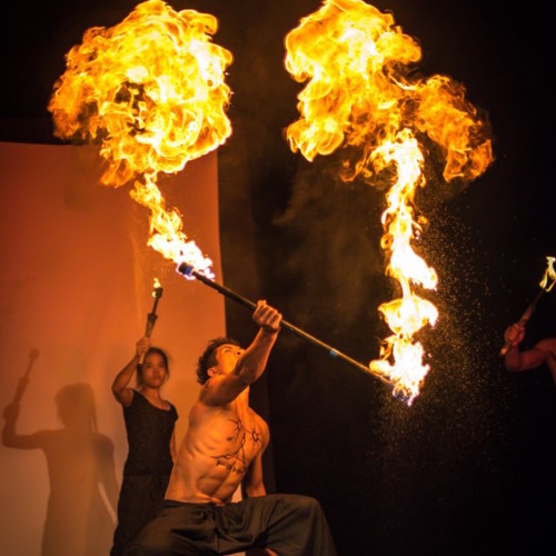 Talk Travel Asia - Episode 12: Phare, The Cambodian Circus with Craig Dodge