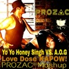 Yo Yo Honey Singh - Love Dose (PROZAC Kapow! Mashup / Remix)